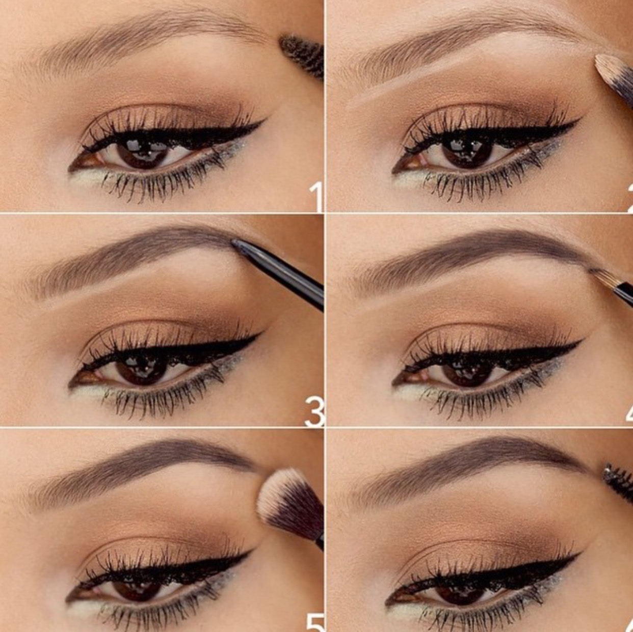 how to get the thickest eyebrows